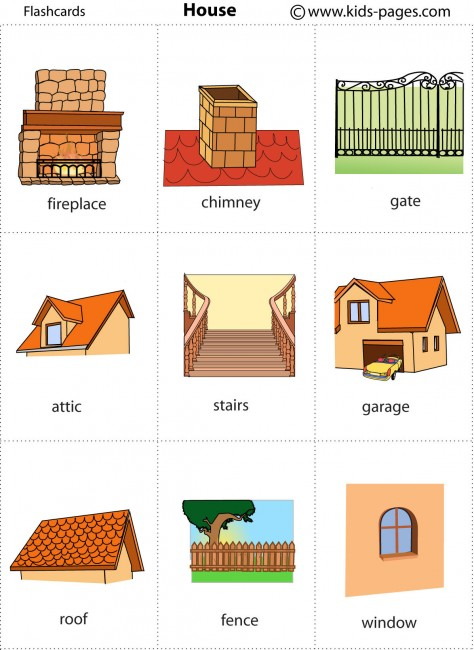 House 2 flashcard : House2 from www.kids-pages.com size 474 x 650 jpeg 75kB
