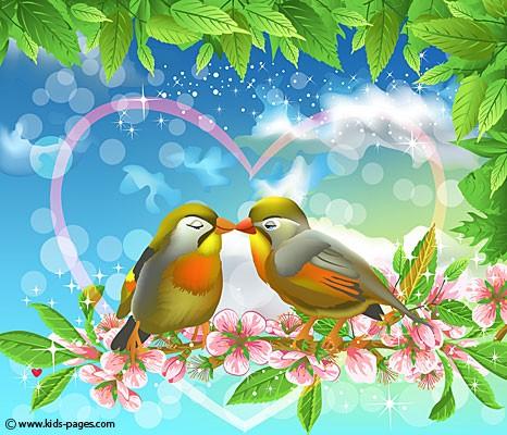 Loving Birds