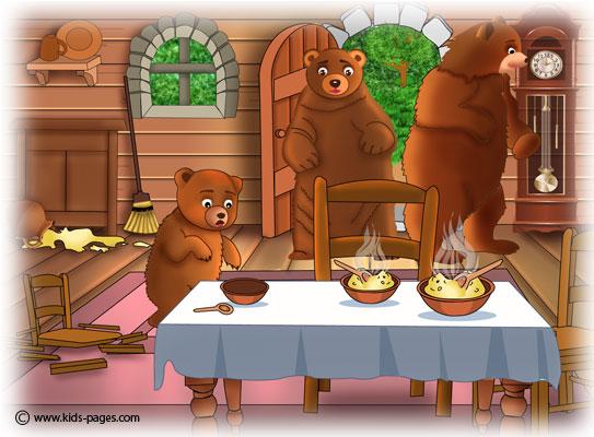 and the Three Bears 6