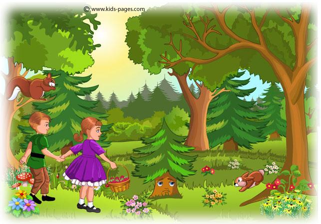 The Fir Tree 1