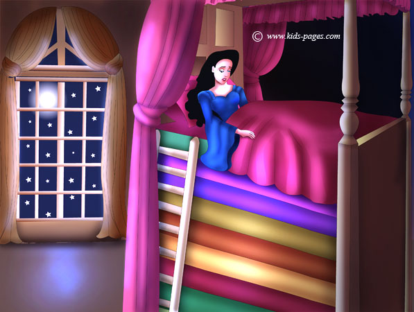 Exellent Princess And The Pea Bed 7 With Design Inspiration