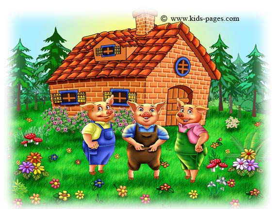 The Three Little Pigs 10