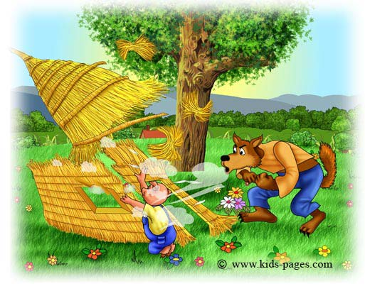 The Three Little Pigs Story Wwwimgarcadecom Online