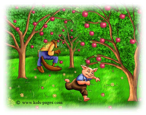 Apple Picking Coloring Pages : Places to pick a peck of perfect apples in fairfield county