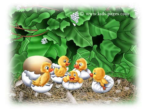 The ugly duckling activities image search results