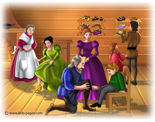 Elves and the Shoemaker 5