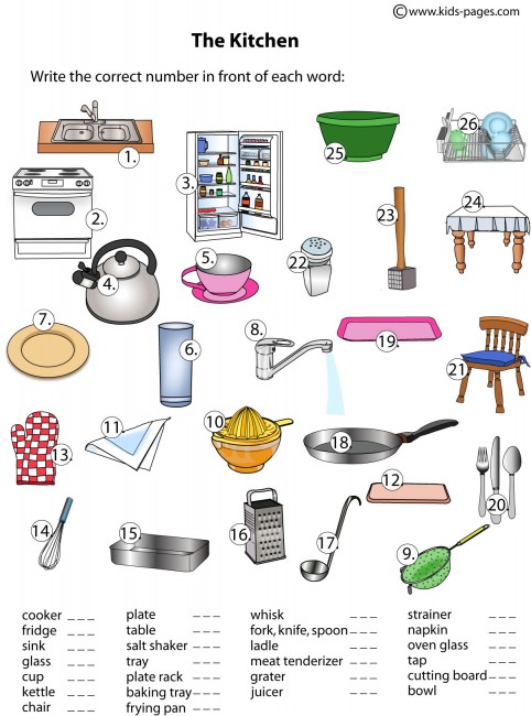 safety worksheets worksheets further free kitchen safety worksheets ...