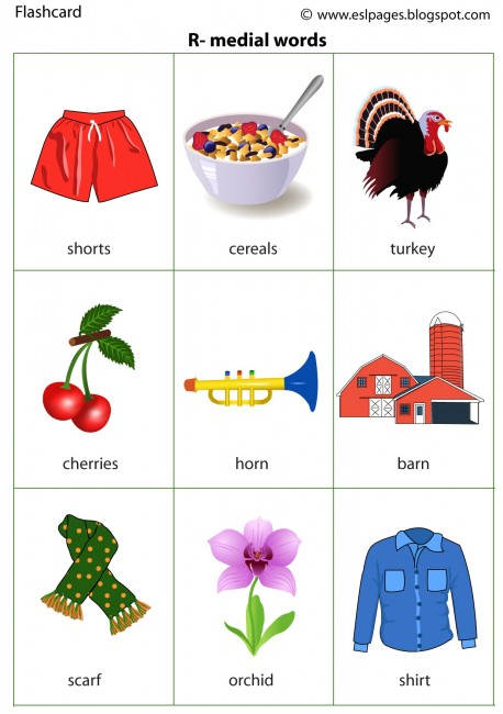 medial worksheets