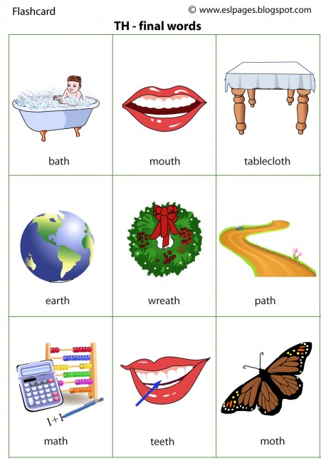 Free Coloring Pages Of Th Phonics