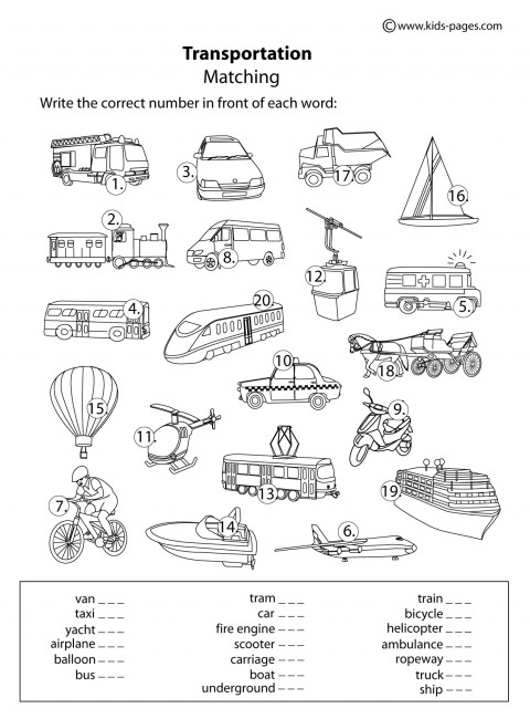 ... Adjective Worksheet Junior High | Free Download Printable Worksheets