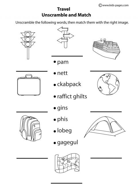 travel brochure printable